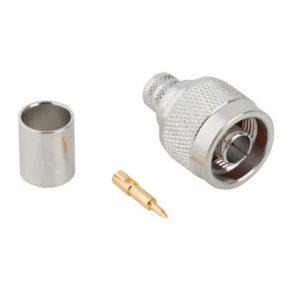 Konektor RG8 N-Male Crimping