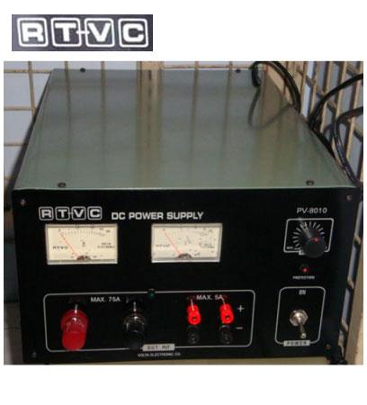 Power Supply RTVC-80A PV-8010